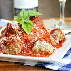 Pork and Tomato Pasta Sauce