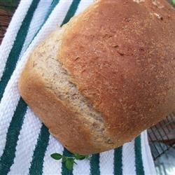 Buttermilk Rye Bread
