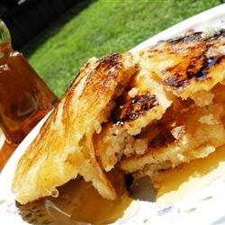 Creole Hot Water Cornbread