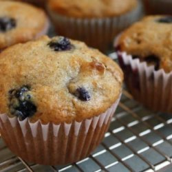 Bran-Gingerum Muffins