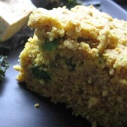 Broccolified Cornbread recipe