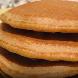 Gluten-Free Banana Flax Pancakes
