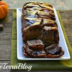 Chocolate Coffee Bread recipe