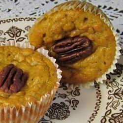 Sweet Butternut Squash Muffins recipe