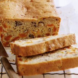 Apricot Walnut Loaf