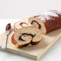 Choco-Cherry Bread recipe