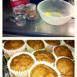 Low Calorie Pumpkin Muffins