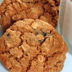 Low Low Low Oatmeal Cookies