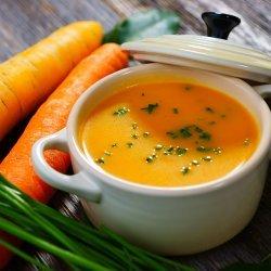 Carrot Ginger Soup (Basic)