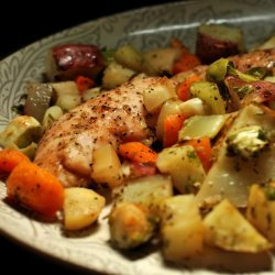 Chicken and Potatoe - Crock Pot