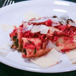 Tuna Cannelloni