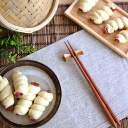 Chinese Sausage Rolls Recipe