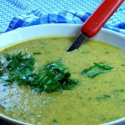 Light and Healthy Cauliflower Soup