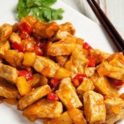 Pork Pineapple Stir-Fry