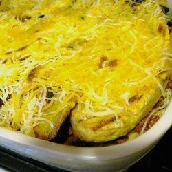 Puerto Rican Plantain Lasagna recipe