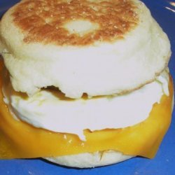 McDonald's Egg McMuffin / Sausage McMuffin With Egg Copycat Todd