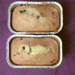 Blueberry Muffin Cake/Loaf