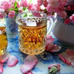 Rose Cottage Fragrant Old English Rose Liqueur Syrup