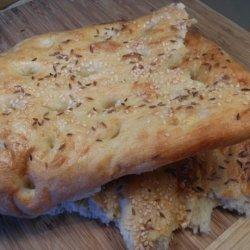 Turkish Pide Dough (Bread) recipe