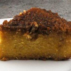 Belizean Rum Cake (Belize)