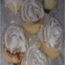 Disney Cinnamon Rolls (Main Street Bakery)