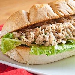 Caesar Salad Sandwiches