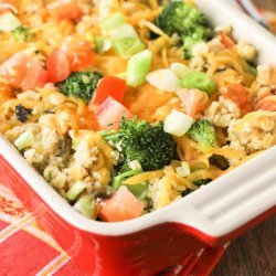 Chicken, Broccoli Casserole