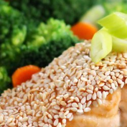 Sesame Salmon recipe