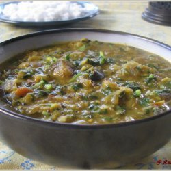 Spinach Daal