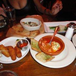 Chicken, Spinach, Tomato and Ham