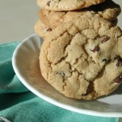 Gluten Free Chocolate Chip Cookies (Gluten, Egg, Dairy Free) recipe