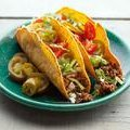 All American Beef Taco (Alton Brown)