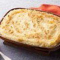 Baked Mashed Potatoes with Parmesan Cheese and Bread Crumbs (Giada De Laurentiis)