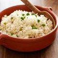 Basmati Rice Pilaf with Peas (Bobby Flay)