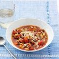 Beef and Cannellini Bean Minestrone (Giada De Laurentiis)