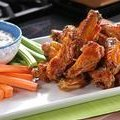 Bobby's Buffalo Wings with Tangy Cheese Dip (Bobby Deen)
