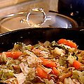 Braised Cabbage and Carrots (Patrick and Gina Neely)