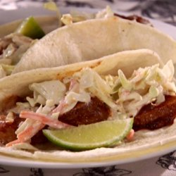 Carnitas Tacos with Spicy Slaw (Sandra Lee)