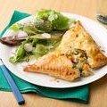 Chicken Pot Pie Turnovers (Melissa  d'Arabian)