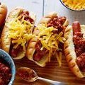 Chili Dogs (Tyler Florence)