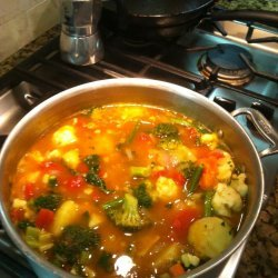 Diet Vegetable Soup Basic