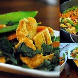 Stir Fry W/ Tofu
