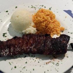Spanish Steak and Potatoes