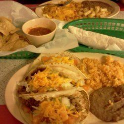 Soft Tacos with Corn Tortillas