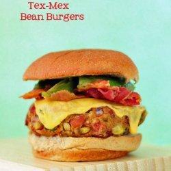 Pinto Bean Burgers