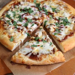 Bbq Chicken Pizza (My Style)