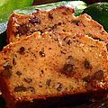 Chocolate Chip Zucchini Bread (Paula Deen)