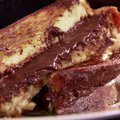 Chocolate Hazelnut Stuffed French Toast (Claire Robinson)