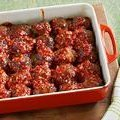 Comfort Meatballs (Ree Drummond) recipe