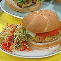 Curry Turkey Burgers (Rachael Ray)